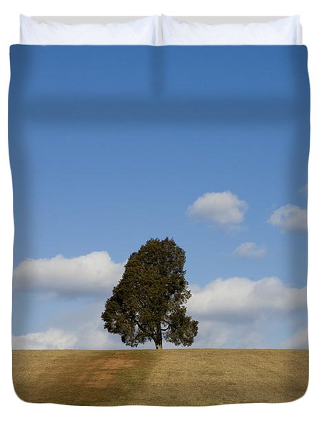Manassas National Battlefield Park Duvet Cover