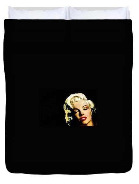 Marilyn Monroe Duvet Cover