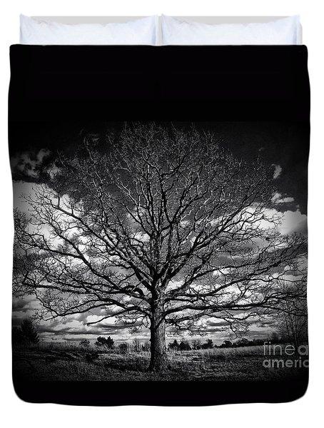 Marion Oaks Duvet Cover