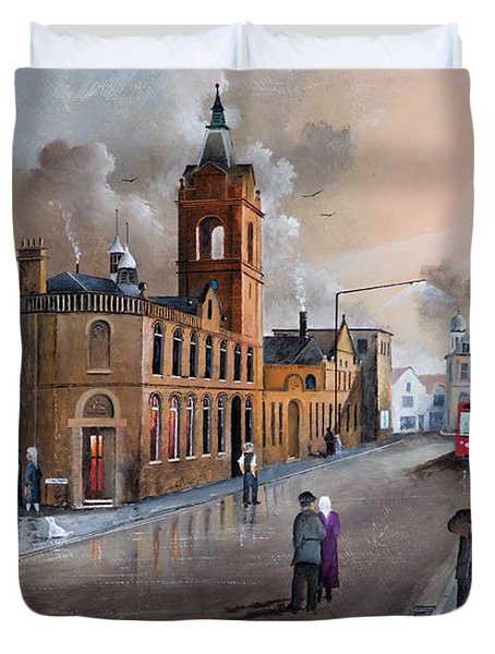 Market Street - Stourbridge Duvet Cover