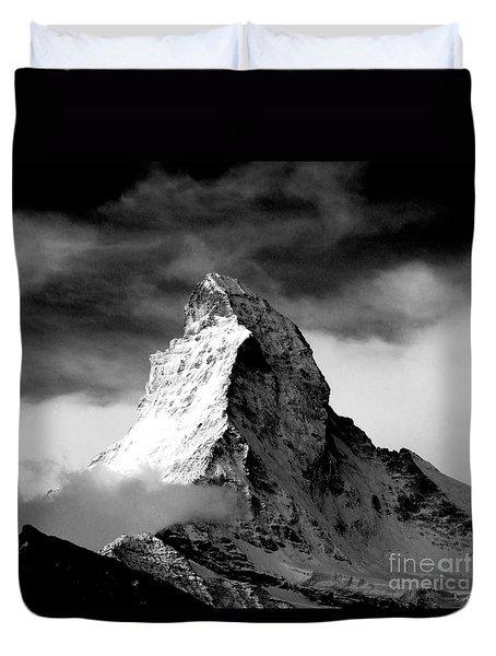 Matterhorn 2 Duvet Cover