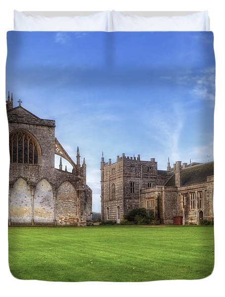 Milton Abbey Duvet Cover by Joana Kruse