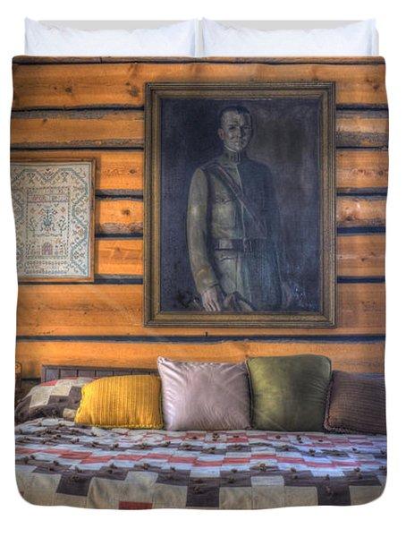 Mountain Sweet Duvet Cover by Juli Scalzi