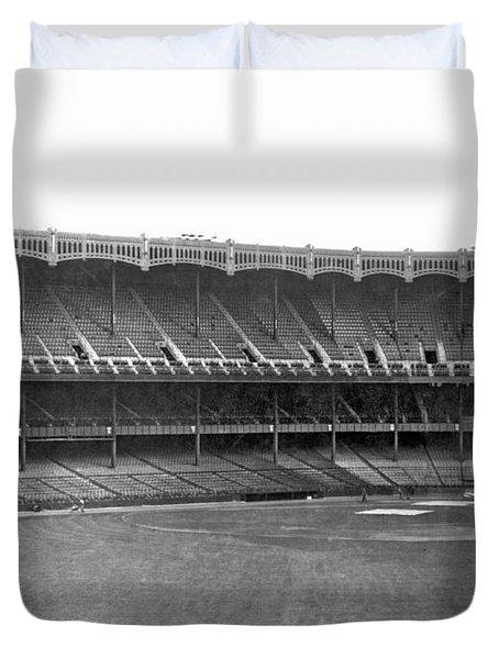 New Yankee Stadium Duvet Cover