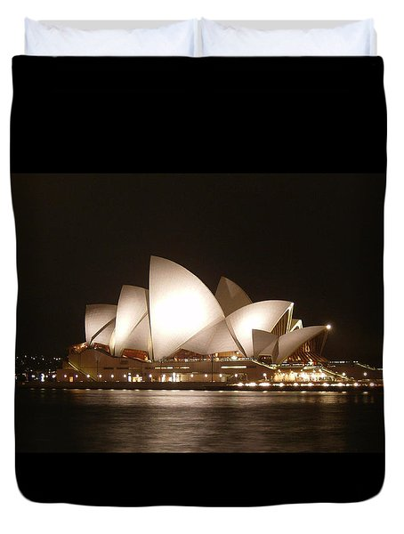 Night At The Opera Duvet Cover