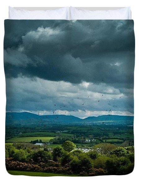 Northern Ireland Duvet Cover