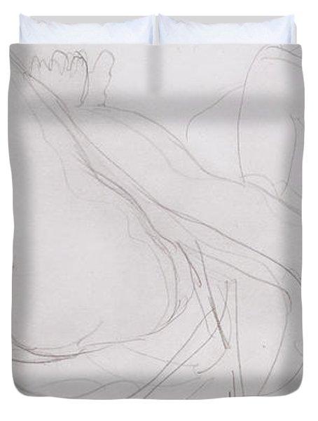 Nude Duvet Cover