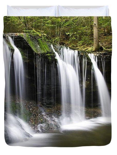 Oneida Falls Duvet Cover