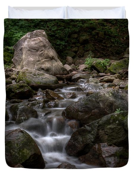 Parfrey's Glen Creek Duvet Cover