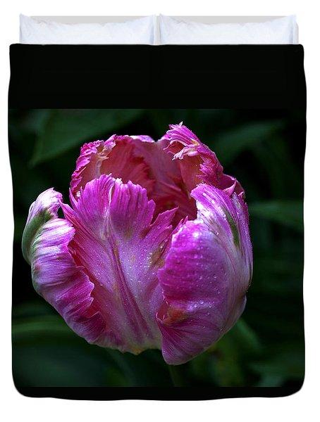 Pinklette Duvet Cover