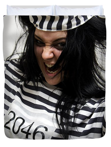 Pleading Insanity Duvet Cover by Jorgo Photography - Wall Art Gallery