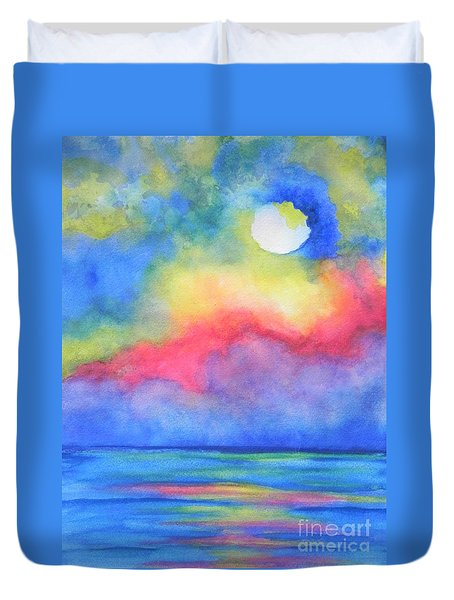 Power Of Nature  Duvet Cover