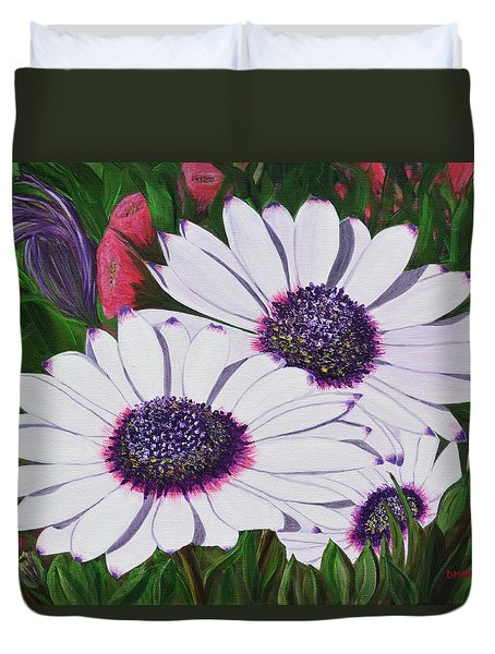 Purple Punch Duvet Cover