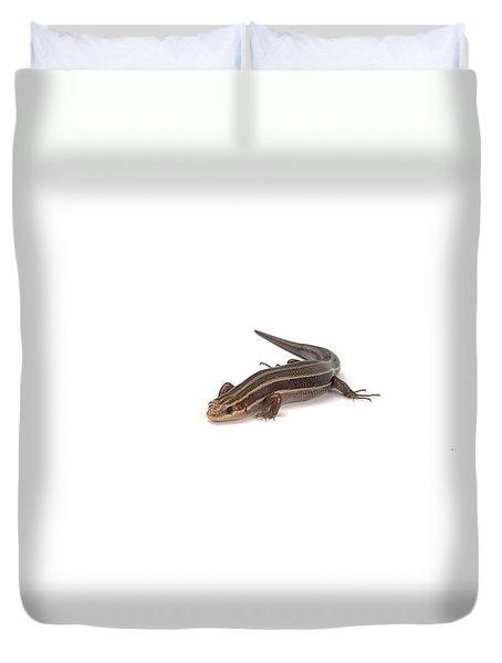 Salamander Duvet Cover