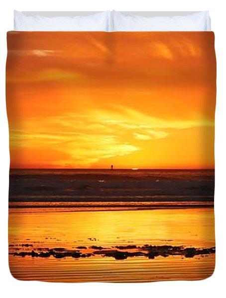 Seaside Reflections  Duvet Cover