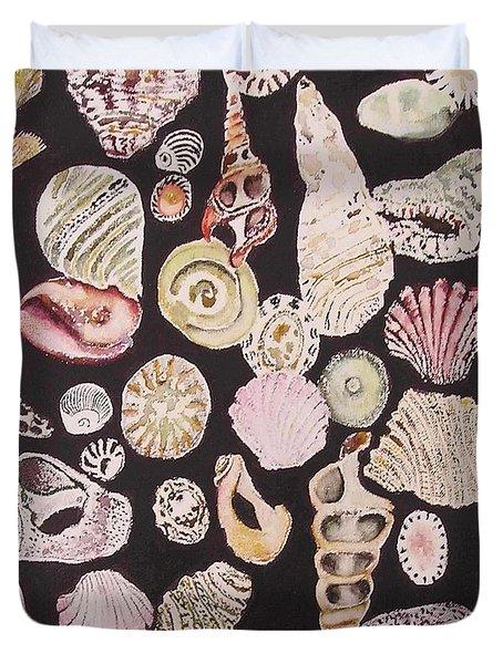 Shells By C . 1.3 Duvet Cover