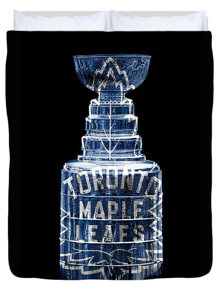 Stanley Cup 2 Duvet Cover