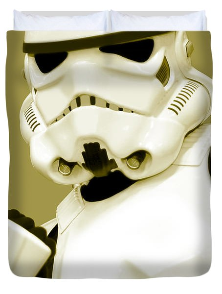 Star Wars Stormtrooper Duvet Cover