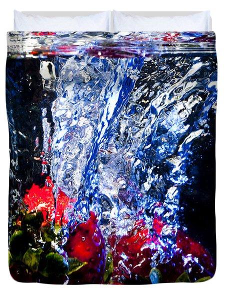 Submerged Forever Duvet Cover by Jon Glaser