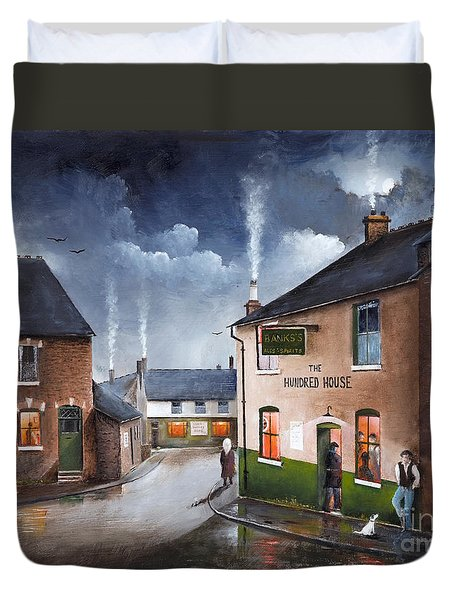 The Hundred House - Lye Duvet Cover
