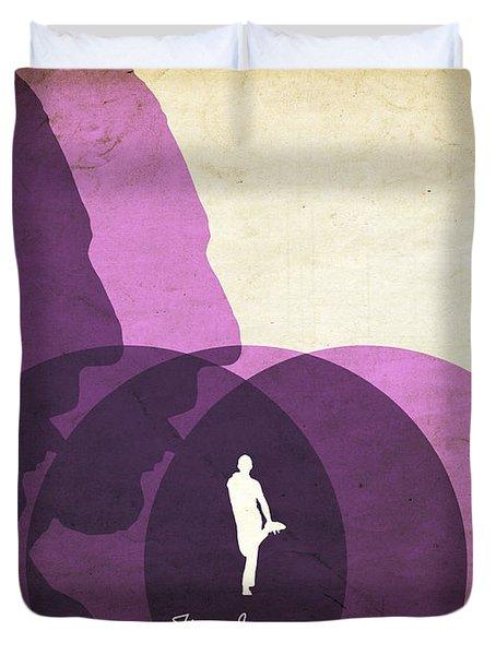 The Jesus Duvet Cover by Filippo B