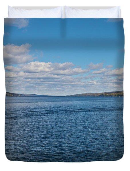 The Lake Duvet Cover