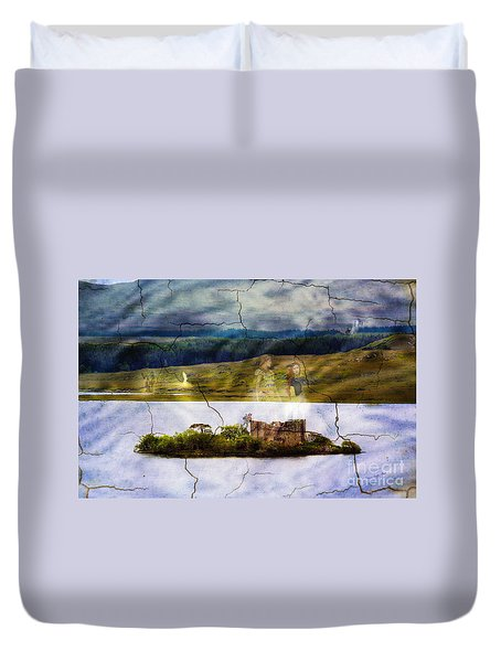 The Lost Kingdom Duvet Cover