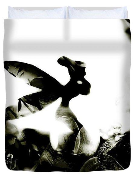 Tinker Bell Duvet Cover by Jessica Shelton