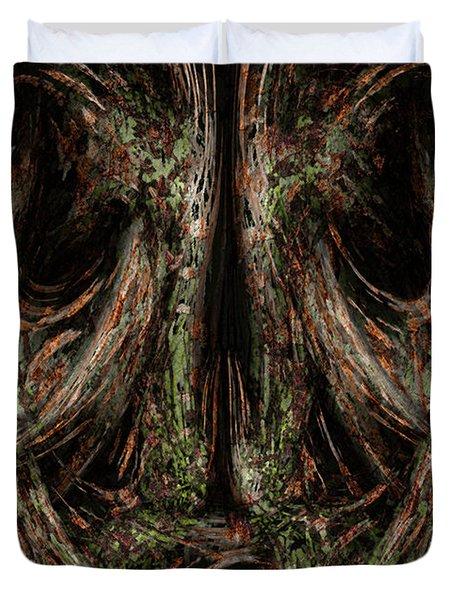 Unforgiveness Duvet Cover by Christopher Gaston