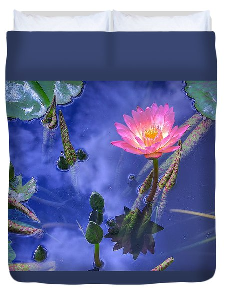 Flower 7 Duvet Cover