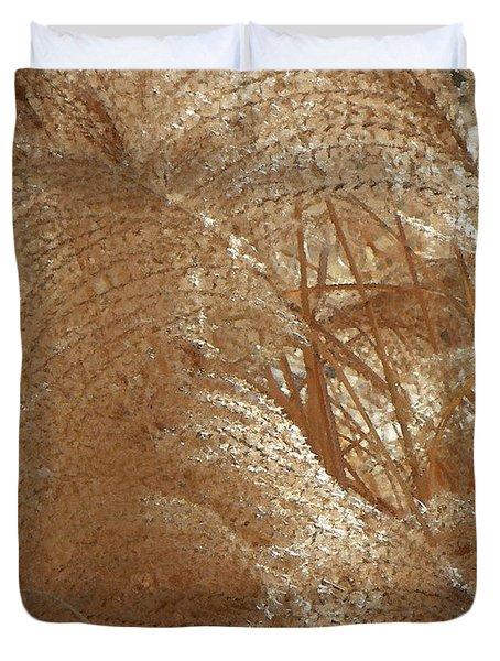Whispers Duvet Cover by Lenore Senior