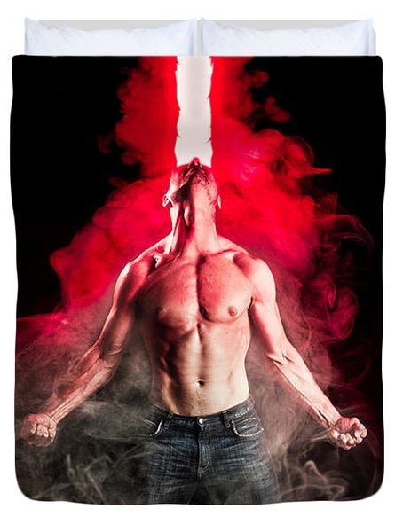 X-men Cyclops  Duvet Cover