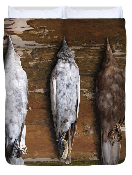 10. 3 Crows Duvet Cover