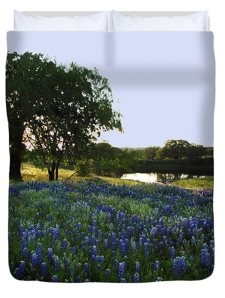 Duvet Cover featuring the photograph 10 by Susan Rovira