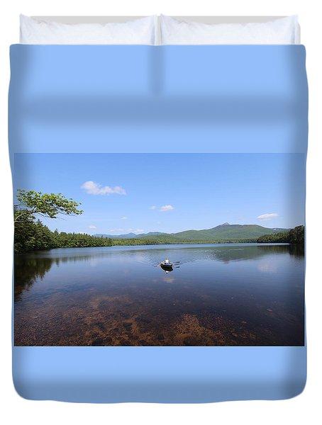 Chocorua Lake  Nh Duvet Cover