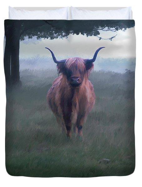 11. Highland Duvet Cover