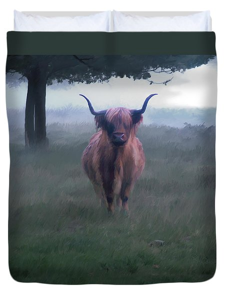 11. Highland Duvet Cover