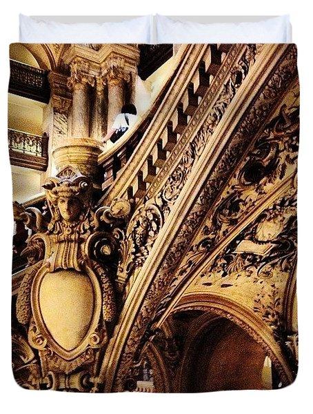 #paris Duvet Cover