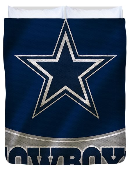 Dallas Cowboys Uniform Duvet Cover