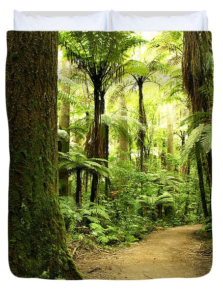 Forest No2 Duvet Cover