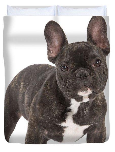 French Bulldog Duvet Cover