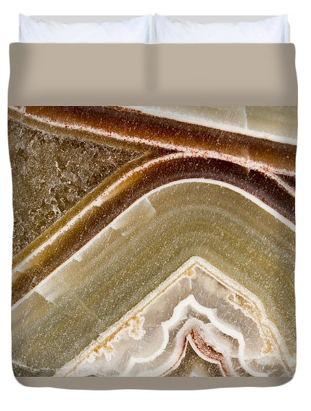 Rock Star Duvet Cover by Jean Noren