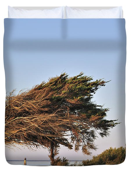 Duvet Cover featuring the photograph 120920p153 by Arterra Picture Library