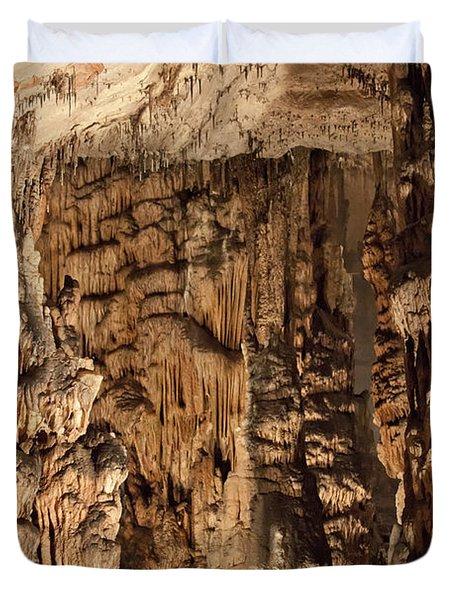 Baradla Duvet Cover by Daniel Csoka