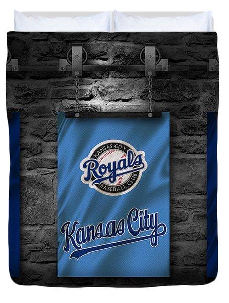 Kansas City Royals Duvet Cover