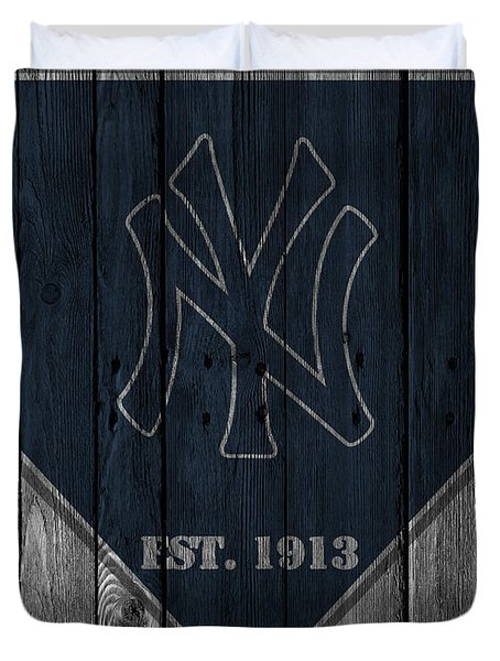 New York Yankees Duvet Cover