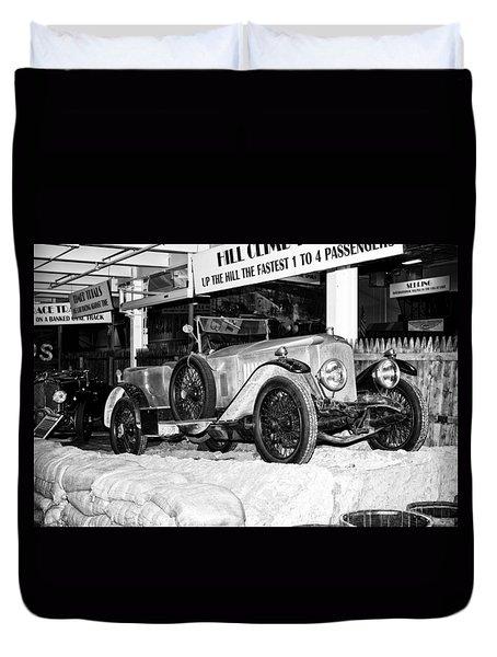 1921 Vauxhall 30/98e Duvet Cover