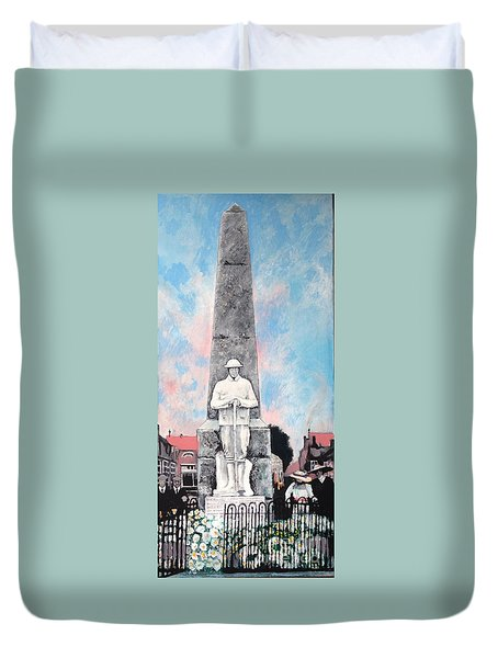 1921 War Memorial Duvet Cover