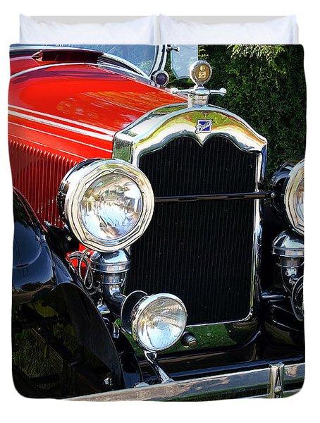 1924 Buick Duvet Cover