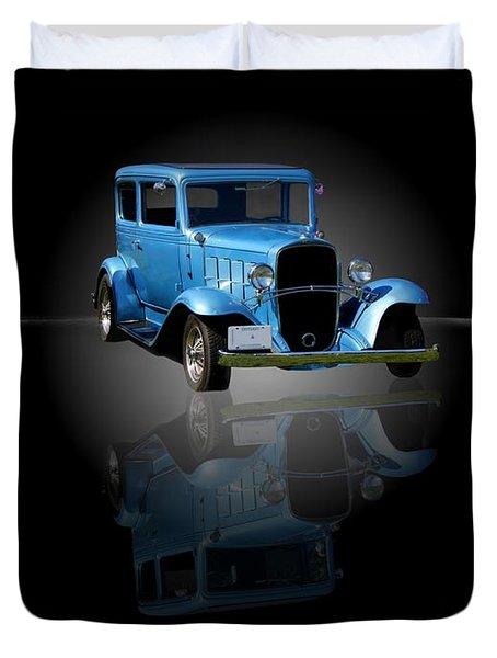 1932 Chevrolet Streetrod Duvet Cover